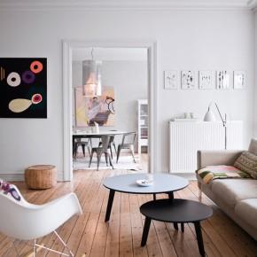 Chez Stine A. Johansen