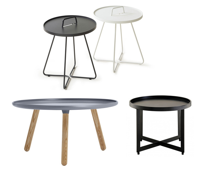 table basse ronde fly fly table basse ronde flexform milia shop table basse l110 cm 2 plateaux. Black Bedroom Furniture Sets. Home Design Ideas