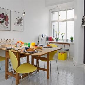 Un appartement suédois