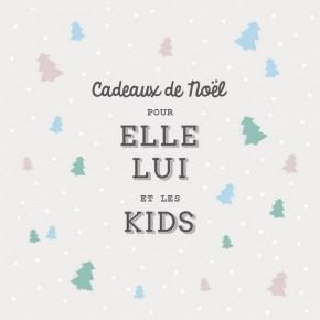 Idées cadeaux de Noël 2013