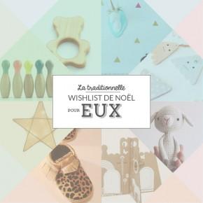 Wishlist de Noël pour Eux