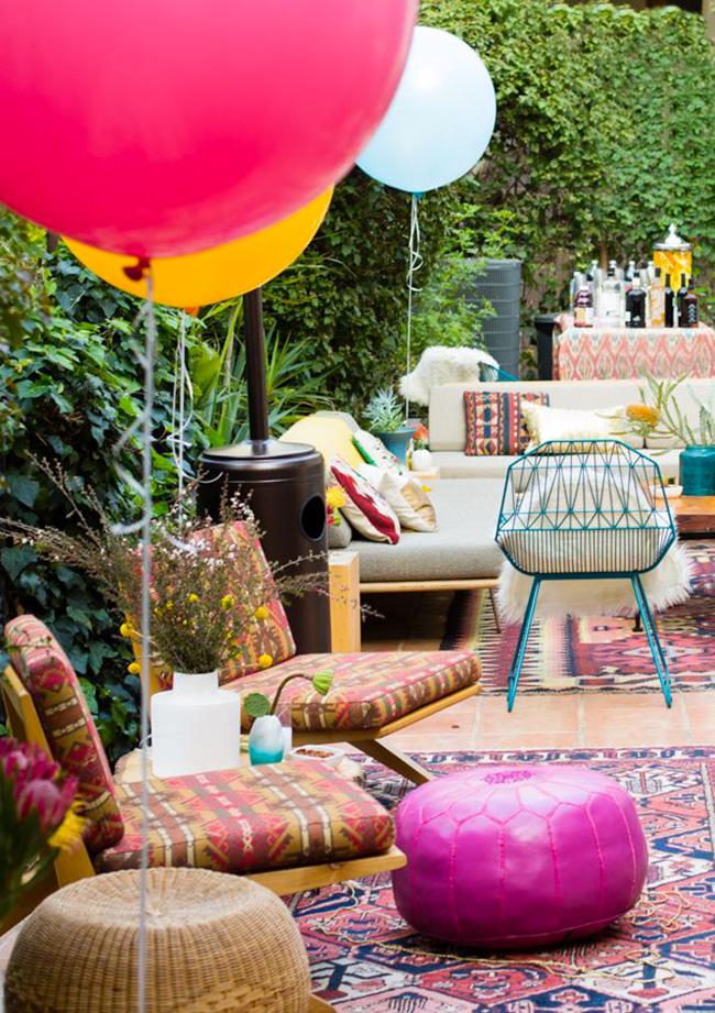 Premiers Rayons De Soleil En Terrasse Avec Westwing Poligom