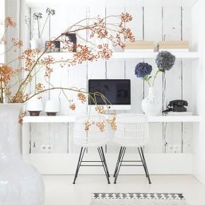 {HC} Travailler chez soi : 5 clés pour un bureau Feng Shui
