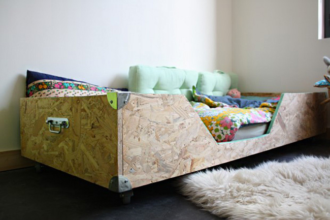 Osb mania poligom - Fabriquer son lit ...