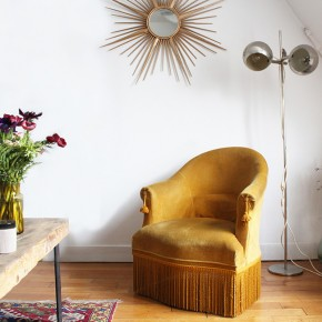 #Obsessiondéco : Le fauteuil crapaud