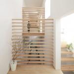 Claustras intérieurs en bois