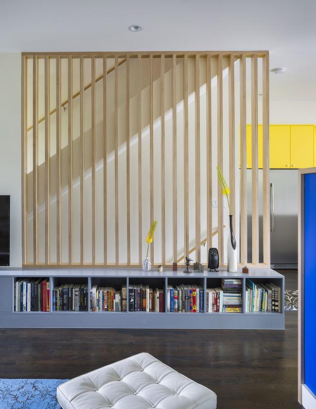 claustras int rieurs en bois poligom. Black Bedroom Furniture Sets. Home Design Ideas
